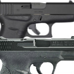 Glock 43 vs S&W M&P Shield