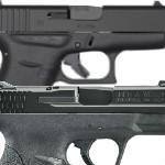 Glock 43 vs S&W M&P Shield