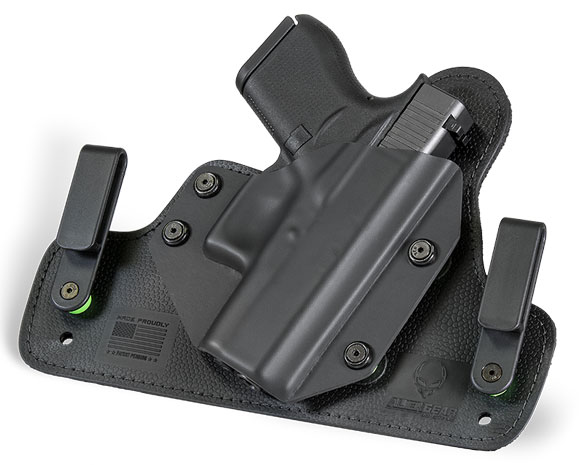glock IWB holster ( inside the waistband )