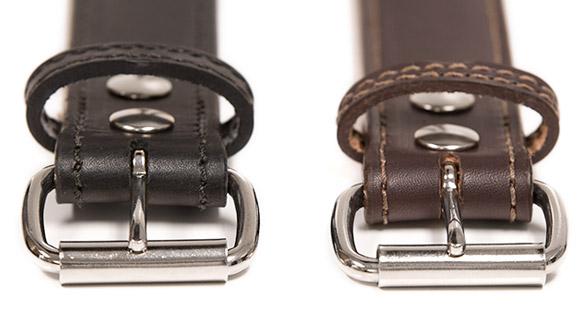 Corrosion Resistant Gun Belt Hardware