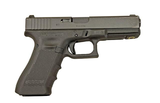 Is it a Glock 22