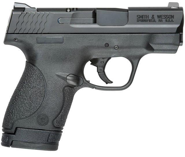 Is it a S&W M&P Shield .40