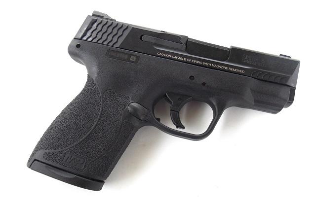 Is it a S&W M&P Shield .45