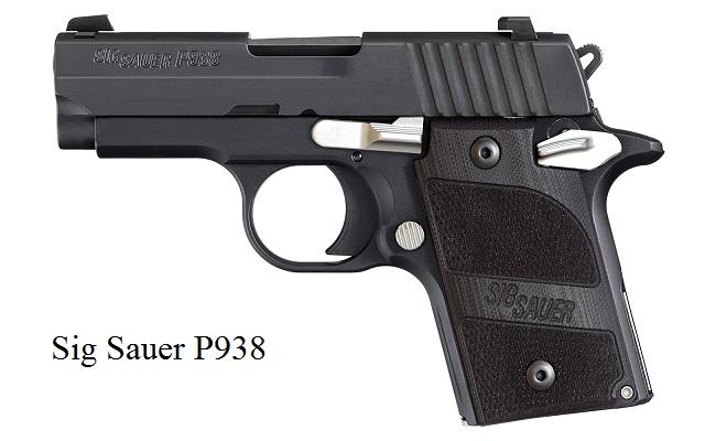It is a Sig Sauer P938