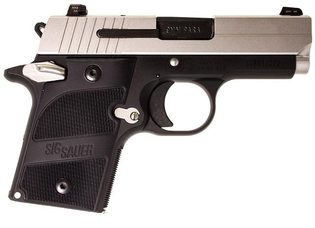 Is it a Sig Sauer P938