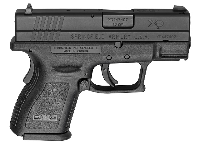 Is it an SA XD 3 inch Subcompact