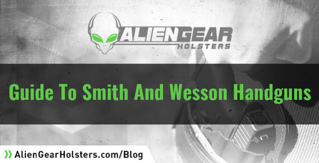 smith and wesson m and p pistols