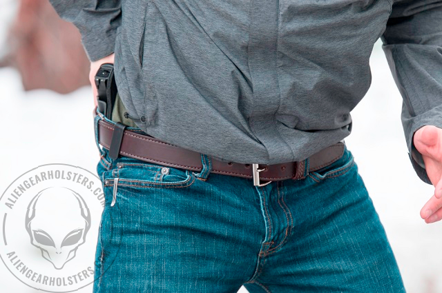 gun belts for ccw