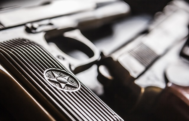 handgun grips