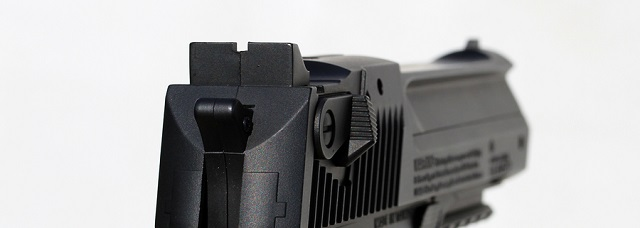 3 point handgun sights