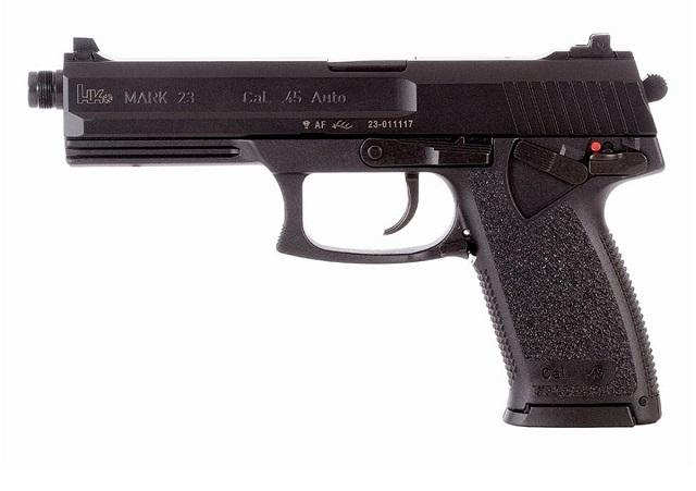 HK Mark 23, Gun of Thor