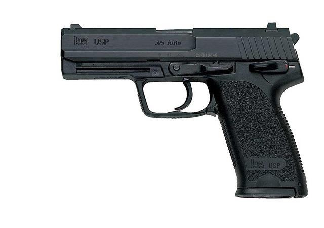 H&K USP in .45 caliber