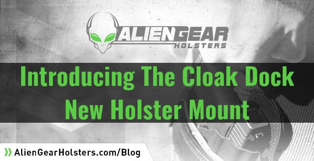 holster mount alien gear
