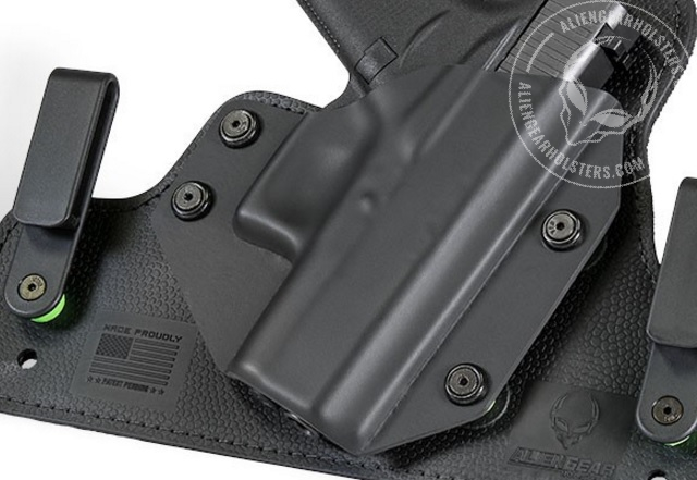 trigger guard for holster