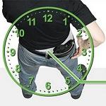 how to wear a iwb gun holster