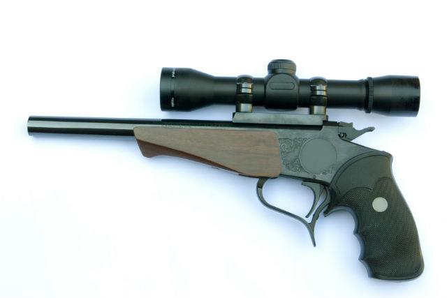 bad pistol optics