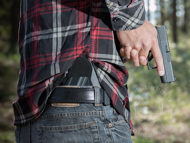 iwb holster concealed carry
