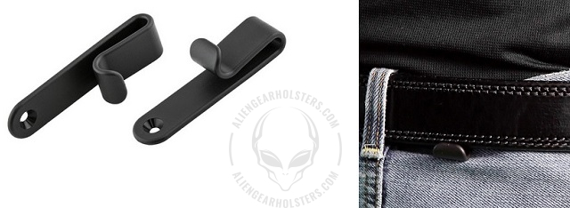 j clips for gun holsters