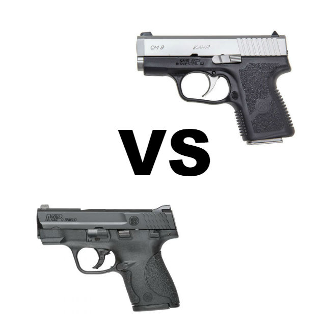 kahr vs shield