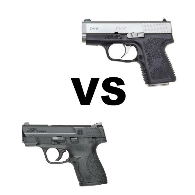 kahr vs shield