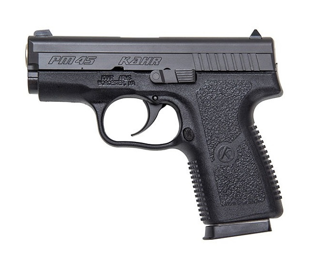 Kahr PM45 in 45 caliber
