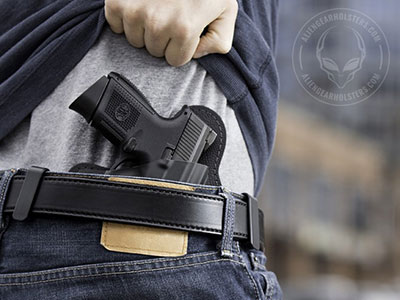 Keep your concealed carry weapon on you at all times