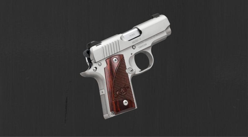 kimber micro 9 gun