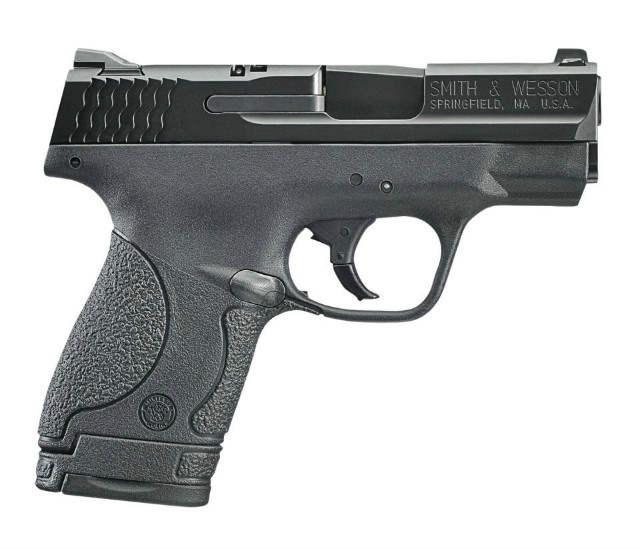 Right side of the S&W M&P Shield