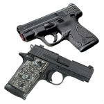 Battle of the Subcompacts: Sig P938 VS M&P Shield