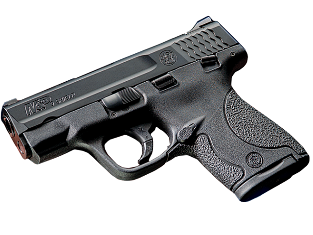 traditional M&P Shield 9mm