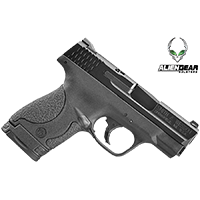 smith and wesson shield 9mm handgun