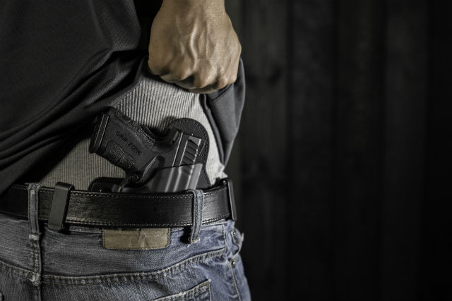 concealed carry instructor as a career