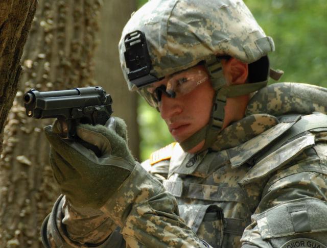 military ccw