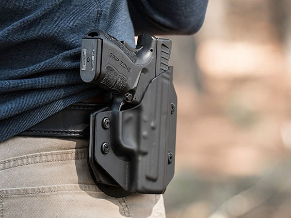 Open Carry state policies overview