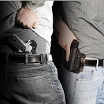concealed carry vs open carry