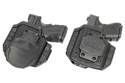 The versatile cloak mod paddle holster