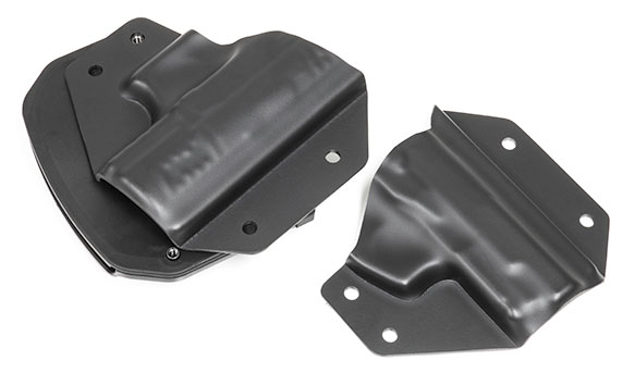 Swappable Holster Shells