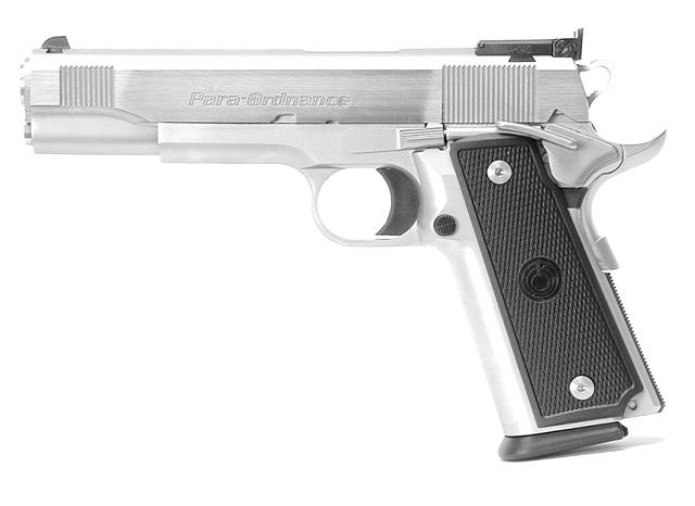 Para Ordnance 1911 in .45 caliber
