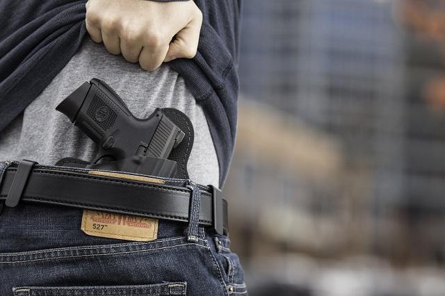 iwb holster for a ruger pistol