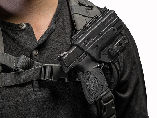 Polymer holsters like the shapeshift are better than kydex
