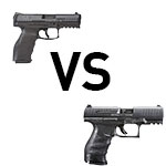 Walther PPQ vs H&K VP9 for concealed carry