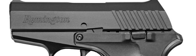 remington pistol