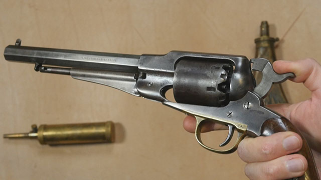 you can get a lifetime of use out of a revolver
