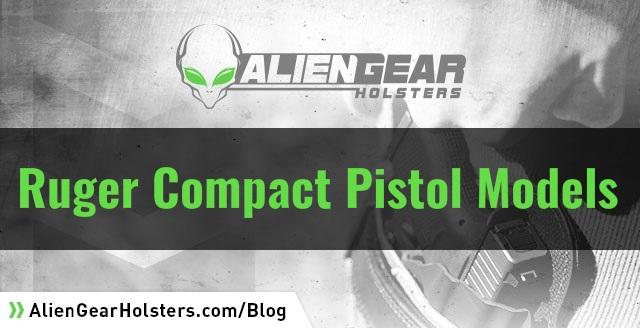 ruger compact pistol models