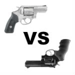 ruger sp101 vs gp100