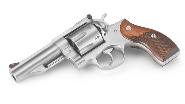 Ruger Redhawk revolver in .45 caliber