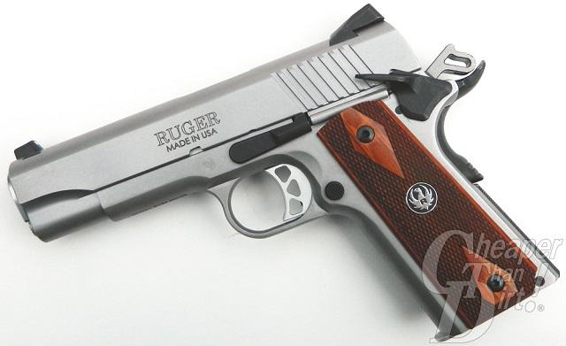 Ruger SR1911 in .45 caliber