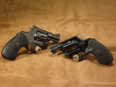Variants of the S&W J-Frame