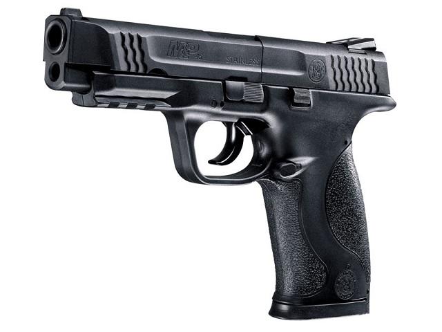 S&W M&P .45 caliber
