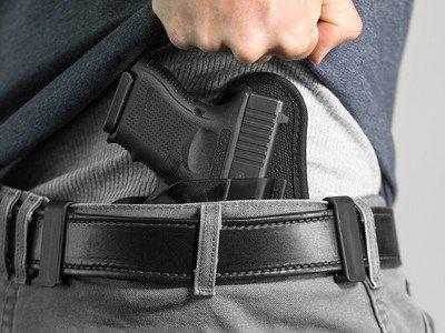 ShapeShift Glock 26 4.0 IWB Holster